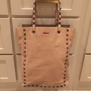 Leather Rebecca Minkoff Tote Bag